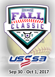 9th Annual Stingrays Fall Classic, Sep 30-Oct 1, 2017