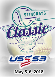 24th Annual VA Stingrays Classic, May 5-6, 2018